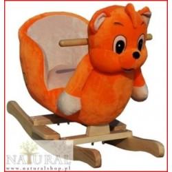 Koń na biegunach - Wiewiórka