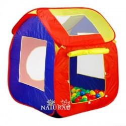 Domek dla dzieci + 200 piłek