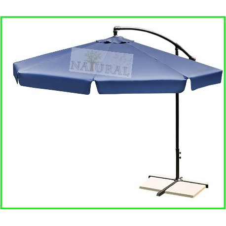 Parasol ogrodowy blue C12