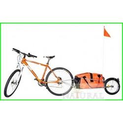 Przyczepka rowerowa bagażowa