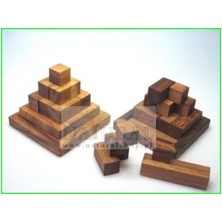 Puzzle 3D Piramida Stopniowa