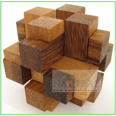 Puzzle 3D Kostka G205