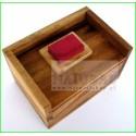 Puzzle 3D Czerwony Kamień
