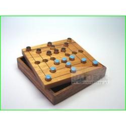 Gra strategiczna Młynek L