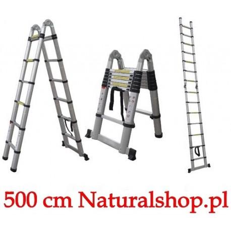 Drabina Przegubowa 500 cm