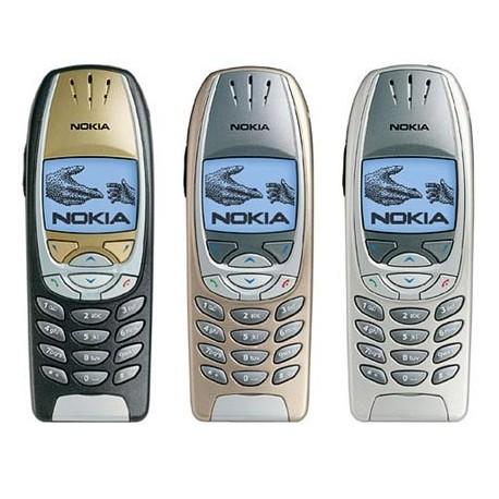 Nokia 6310i silber
