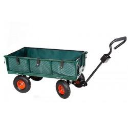 Wózek metalowy - obciążenie 200 KG