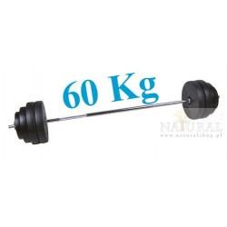 Sztanga - Set 60 Kg