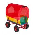 Wózek Drewniany Kolor