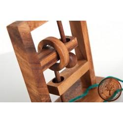 Puzzle Uwikłana Ramka Stojąca