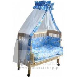 Łóżeczko Blue