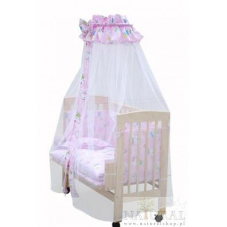 Łóżeczko Pink