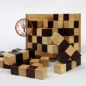 Puzzle 3D Kostka Szachowa 125 XL
