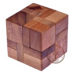 Gra drewniana Układanka Puzzle Kwadrat 6