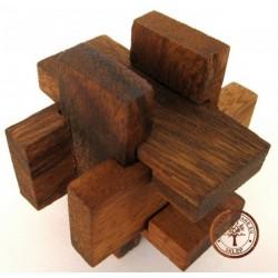 Gra drewniana układanka Puzzle 3D Annex