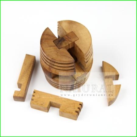 Puzzle 3D od grydrewniane.eu