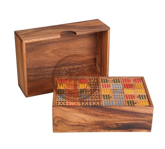 Domino drewniane 15 - sklep - GryDrewniane.eu