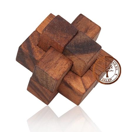 Kostka drewniana - sklep - GryDrewniane.eu