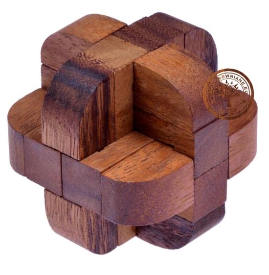 Gra Drewniana - Kostka G 174 - puzzle - sklep - GryDrewniane.eu