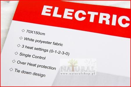 Koc elektryczny E1