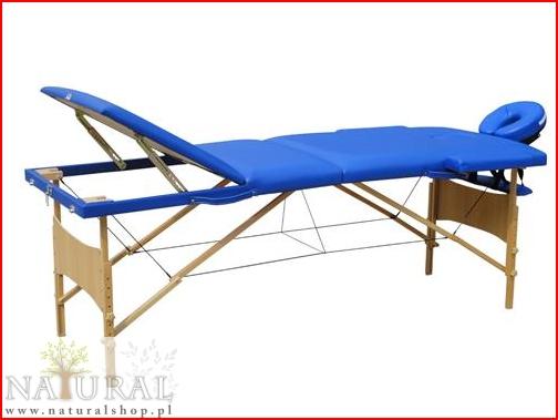 Łóżko do masażu 3 strefy