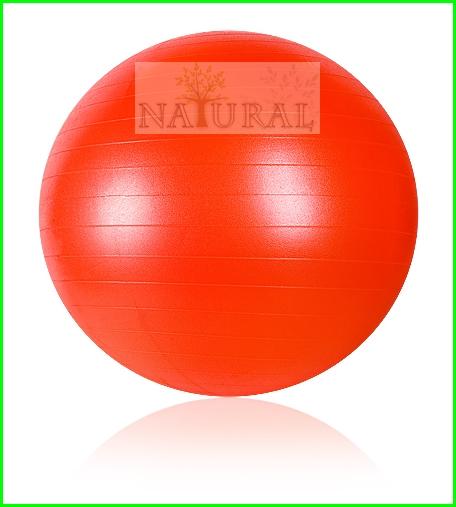 piłka czerwona