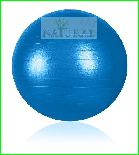 piłka niebieska