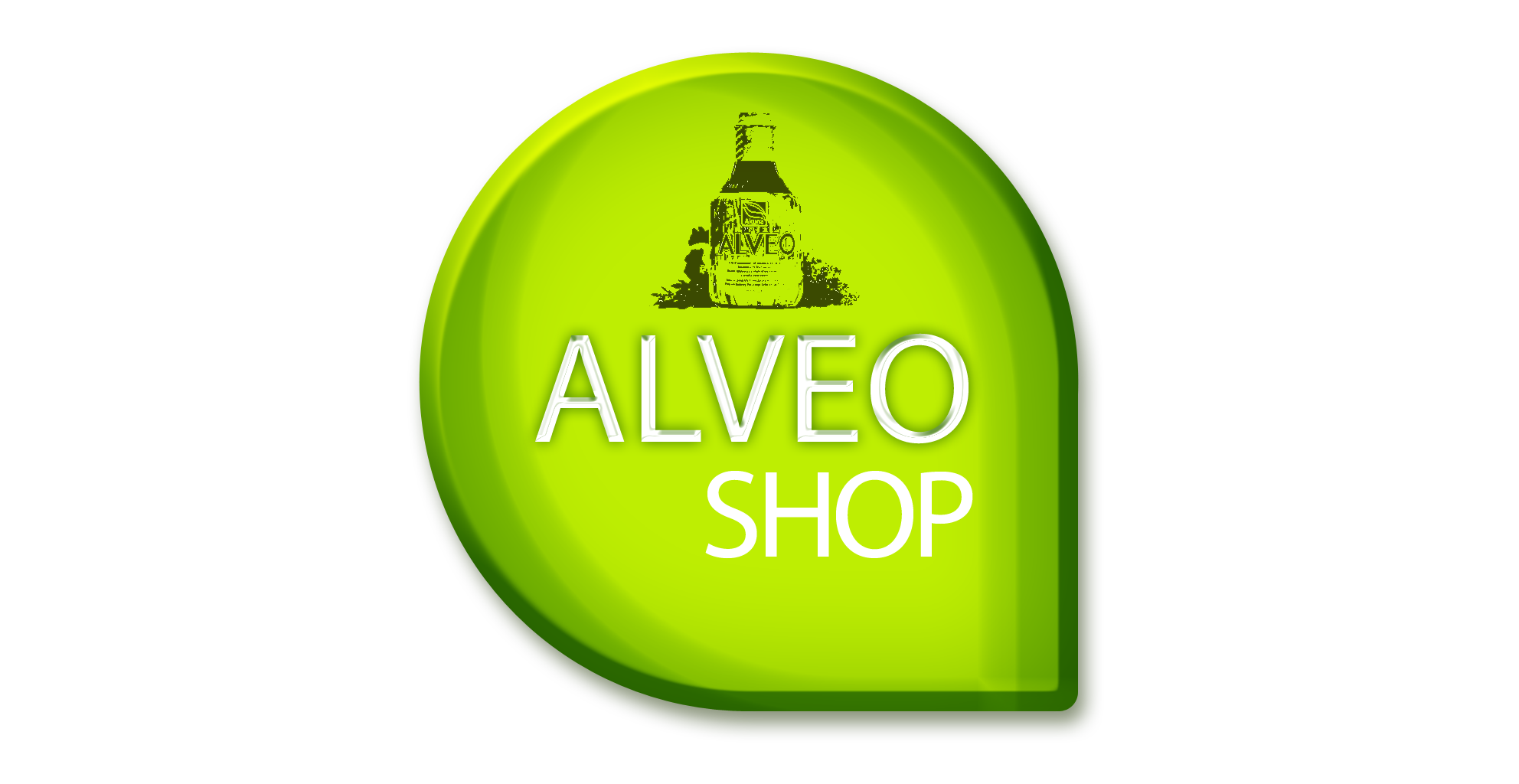 Alveoshop logo