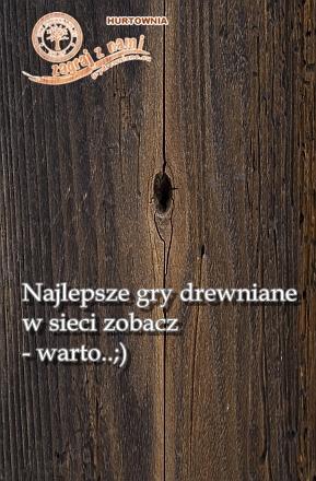 Gry Drewniane